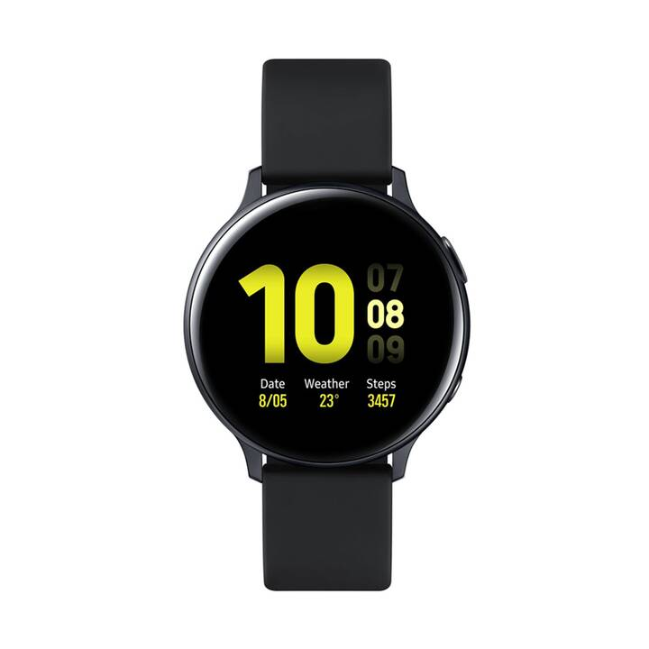 SAMSUNG Galaxy Watch Active 2 (44 mm, Aluminium, Silikon)