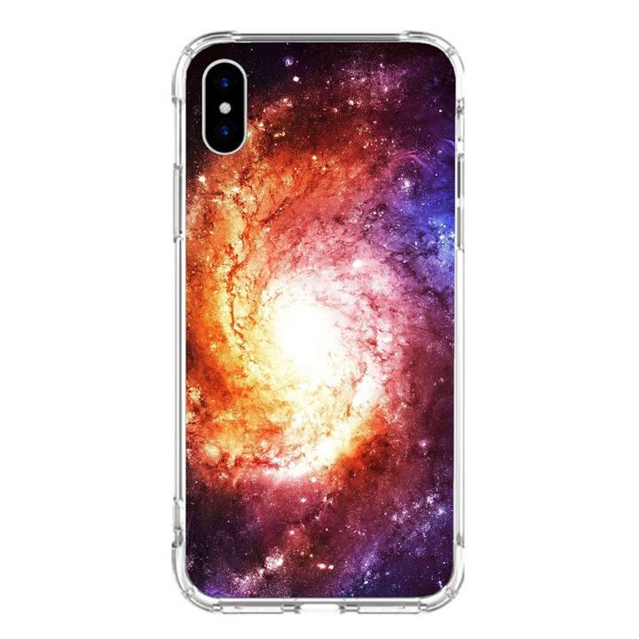 "EG MTT Backcover für iPhone X 5.8"" 2018 - Universum"