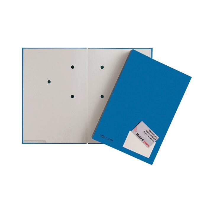 PAGNA Unterschriftenmappe, A4, Blau