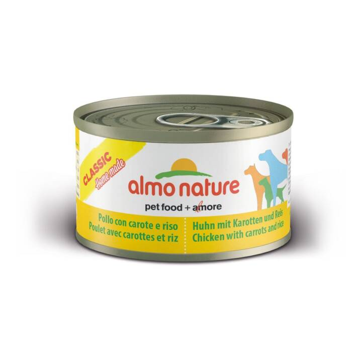 ALMO NATURE Classic Alimentation humide (95 g, Adulte)