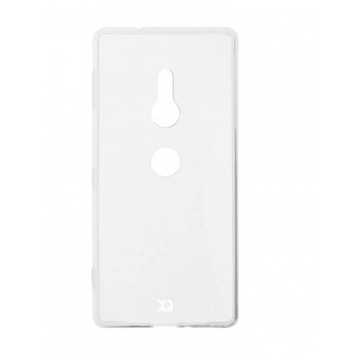 XQISIT Backcover Flex (Xperia XZ2, Transparent)