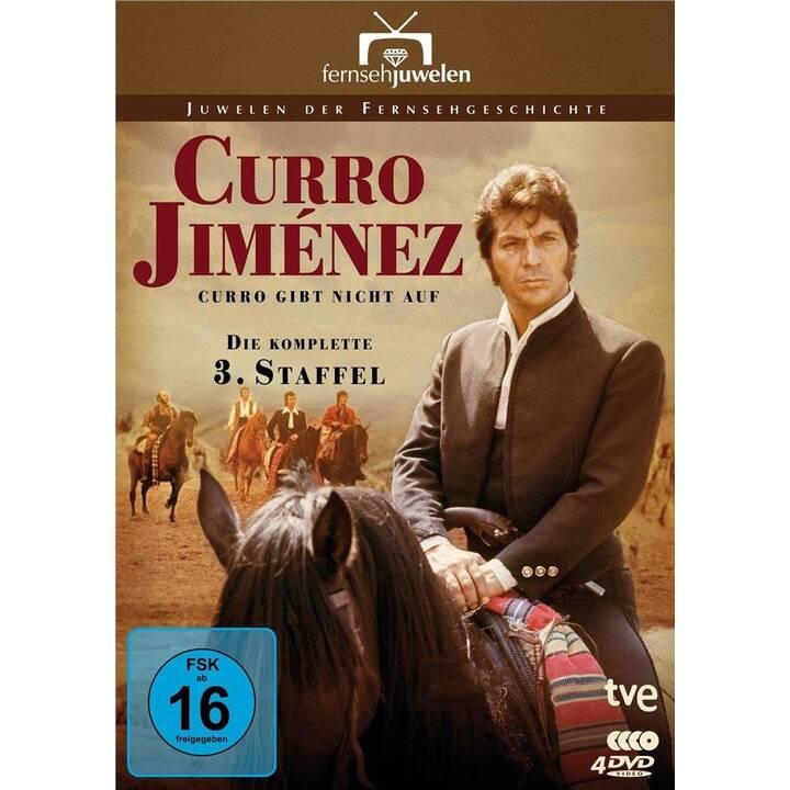 Curro Jiménez: Curro gibt nicht auf Stagione 3 (ES, DE)