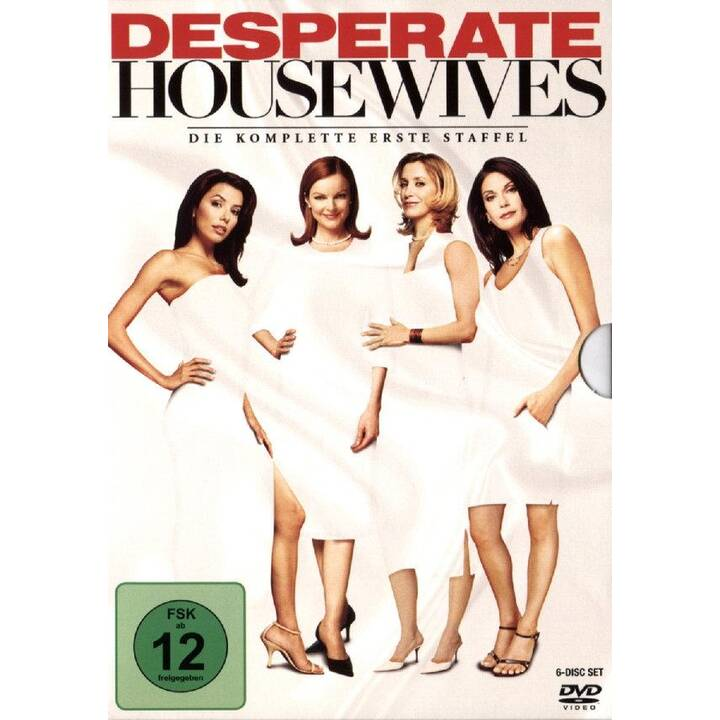 Desperate Housewives Staffel 1 (DE, EN, FR)