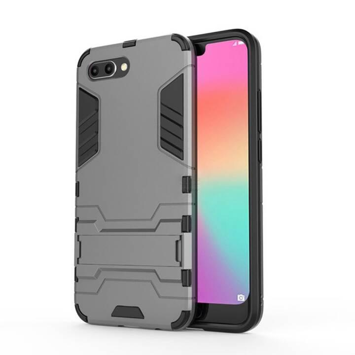 EG Mornrise RückenEG Mornrise Koffer mit Ständer für Samsung Galaxy S10 - Grau