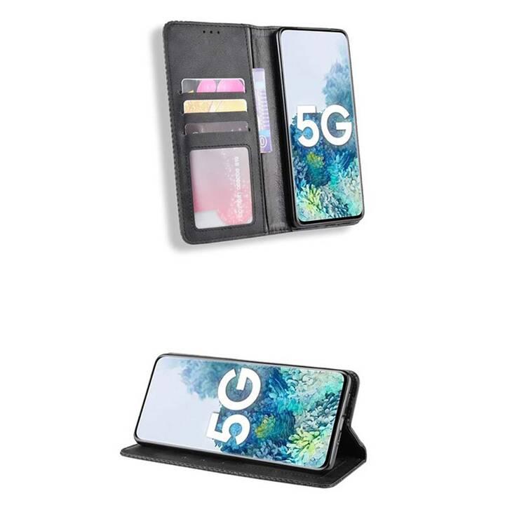 """EG MornRise Wallet Case für Apple iPhone 12 Mini 5.4"""" (2020) - schwarz"""