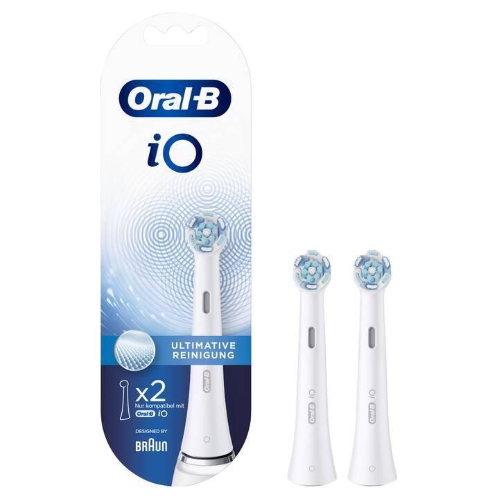 ORAL-B Tête de brossette iO Ultimative Reinigung  (2 pièce)
