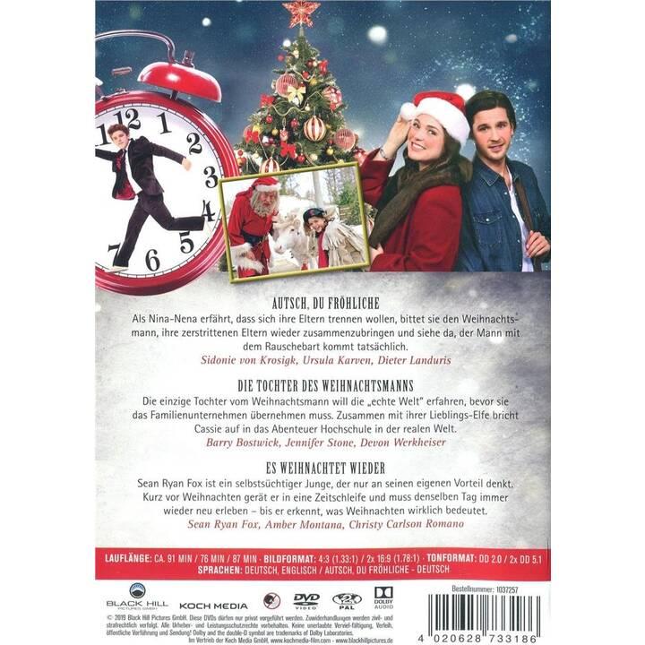 Die schönsten Weihnachtsfilme für die ganze Familie (DE, EN)