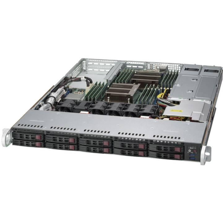 SUPERMICRO 1028R-WTNR (Intel Xeon E5 v3, Intel Xeon E5 v4, 64 GB)