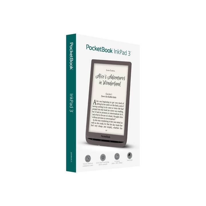 "POCKETBOOK InkPad 3 (7.8"", Braun, Wi-Fi Direct, 8 GB)"