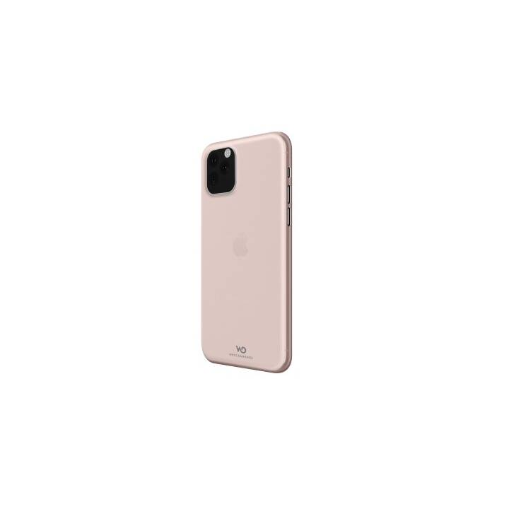 WHITE DIAMONDS Backcover Ultra Thin Iced (iPhone 11 Pro, Roségold, Transparent)