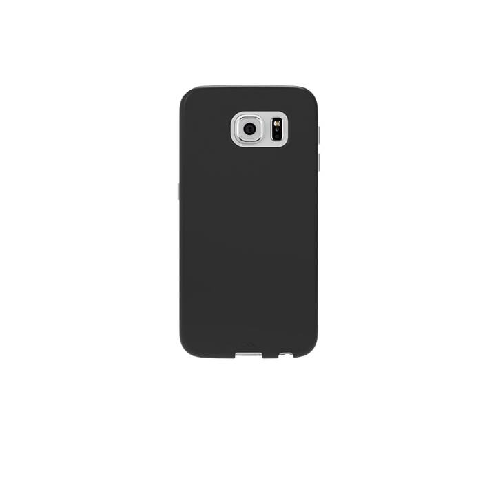 CASE-MATE Backcover (Galaxy S6, Schwarz)