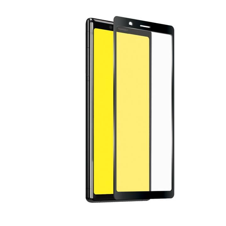 SBS Displayschutzglas Full Cover  (Xperia 5)