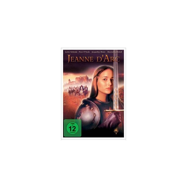Jeanne d'Arc (DE, EN)