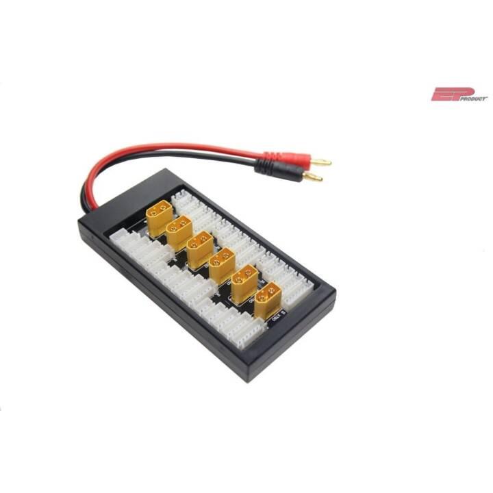 EP Balancer-Board XT60 6-fach parallel