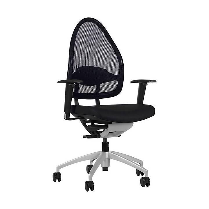Bürostuhl (Schwarz)