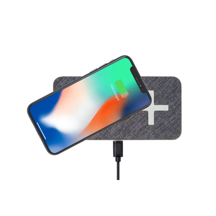 XTORM Magic Dual Chargeur sans fil (2 A, 15 W)