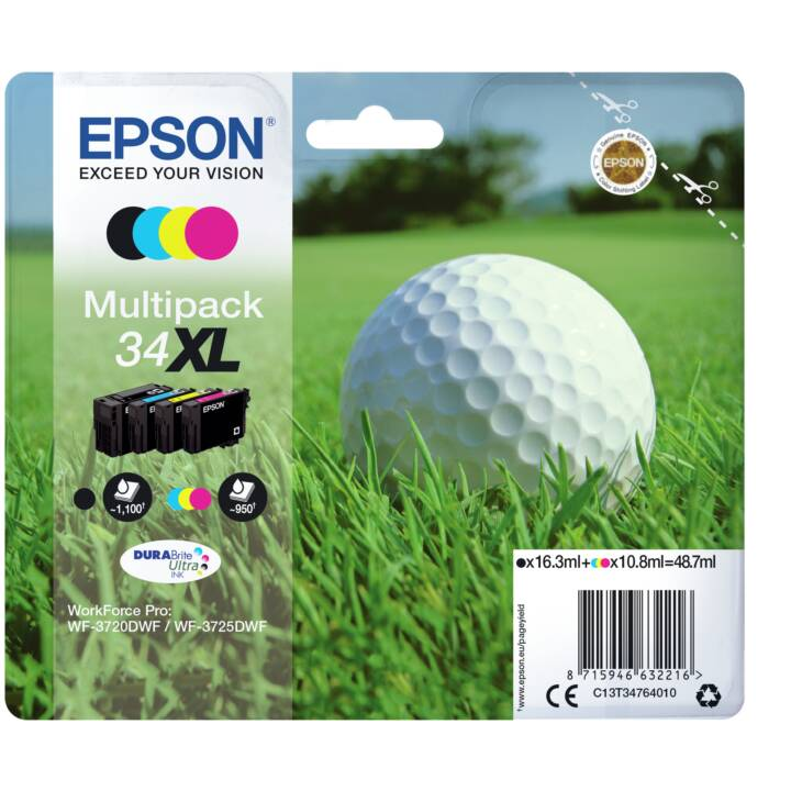 EPSON Multipack 34 XL