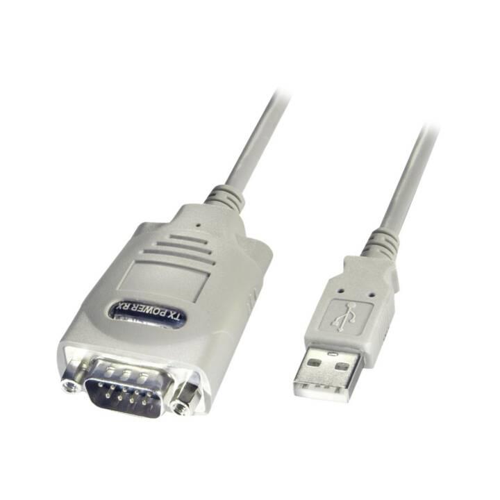 LINDY Convertisseur USB vers série