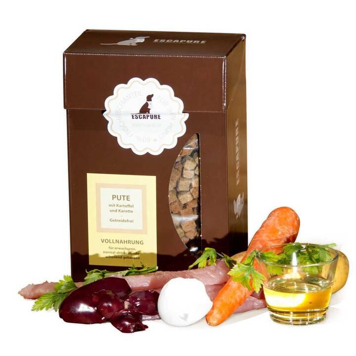 ESCAPURE Premium Alimentation sèche (Adulte, 3 kg)