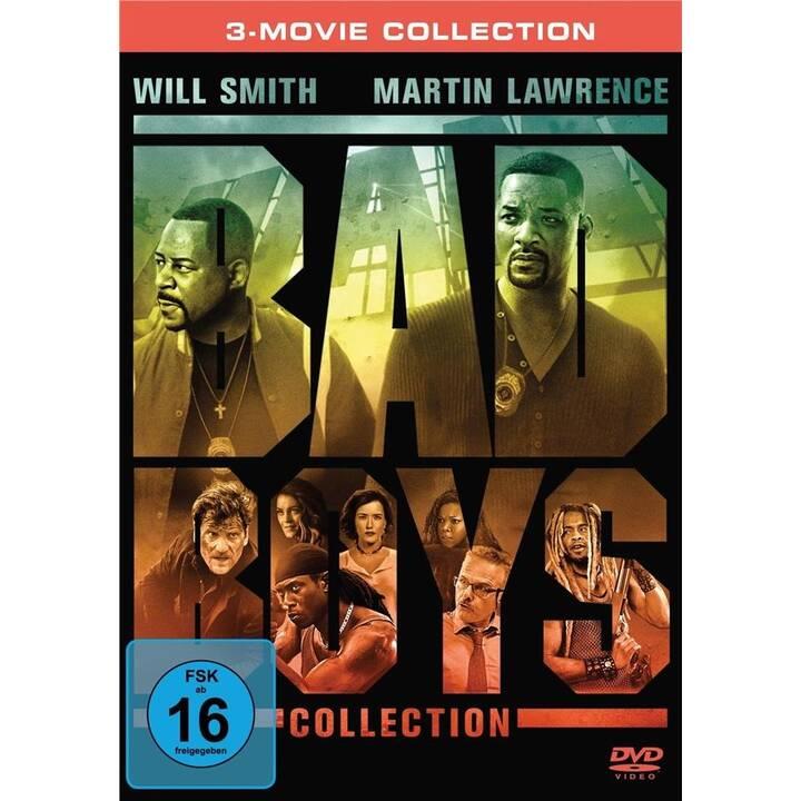 Bad Boys Collection - 3-Movie Collection (DE, EN)
