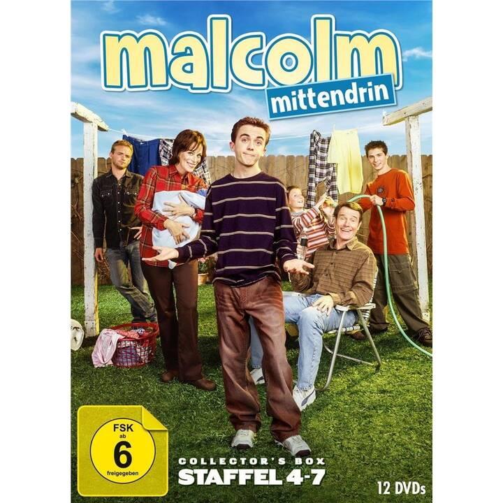 Malcolm mittendrin (DE, EN)