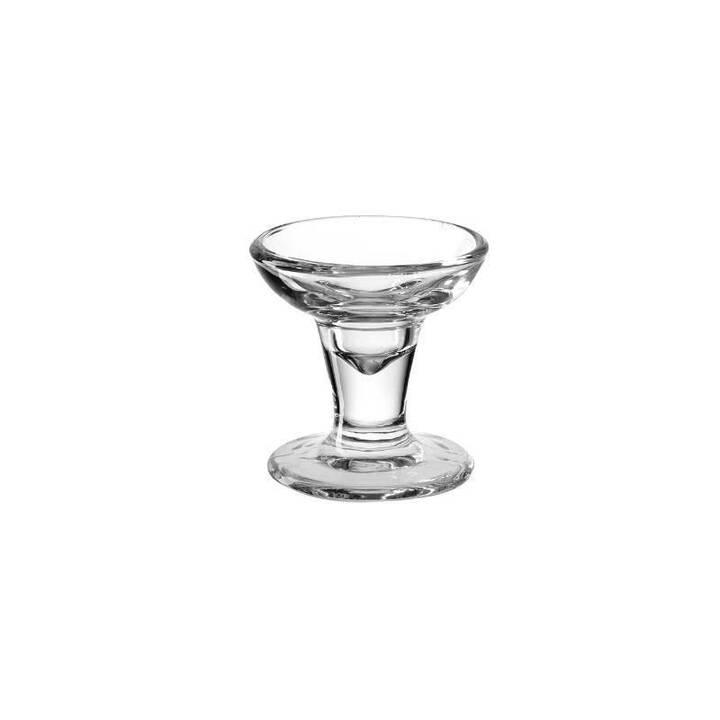 MONTANA Pure Candeliere (Transparente, 8 cm)