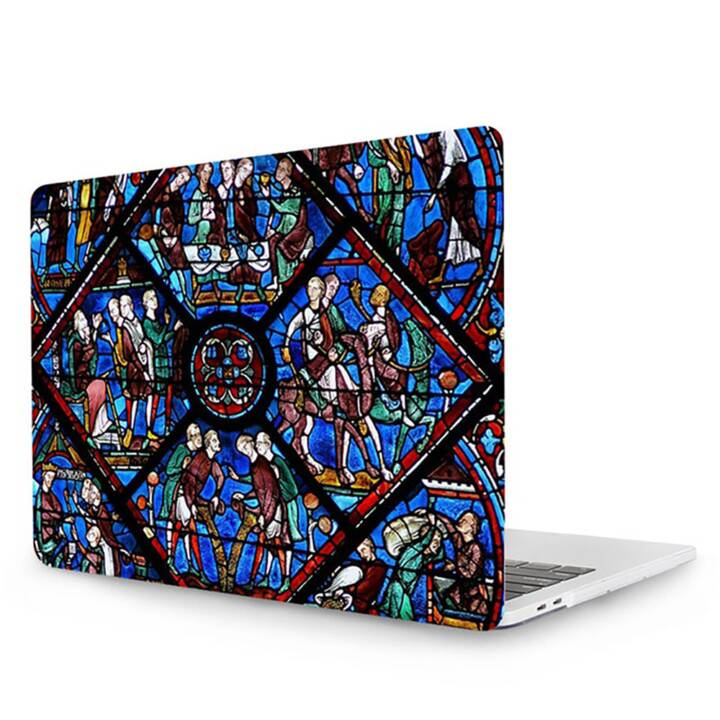 "EG MTT Cover pour MacBook Pro 13"" Touch Bar - Faith"