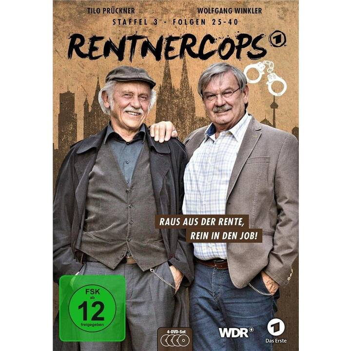 Rentnercops Stagione 3 (DE)
