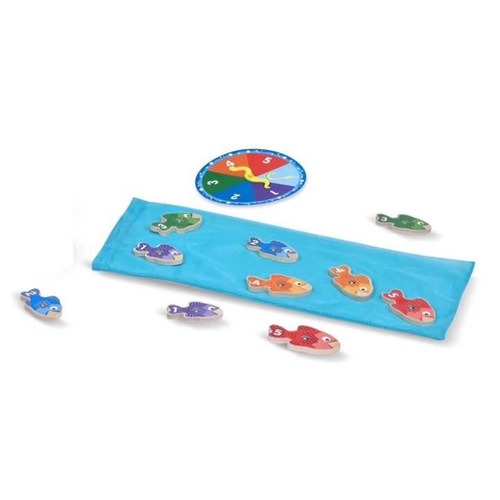 MELISSA & DOUG Pesca e conteggio del gioco