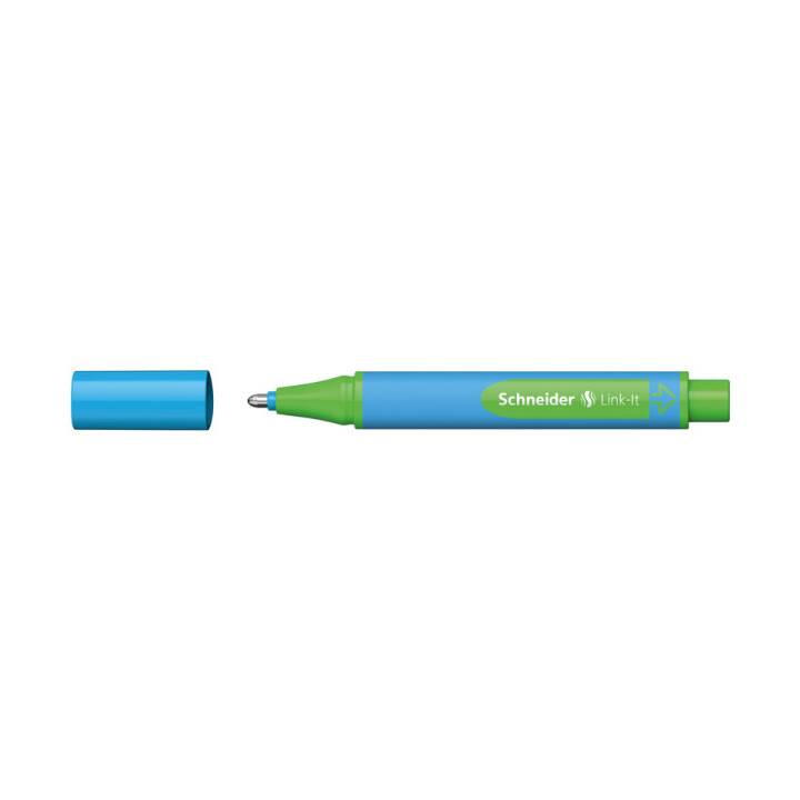 SCHNEIDER Kugelschreiber Link-It Blau