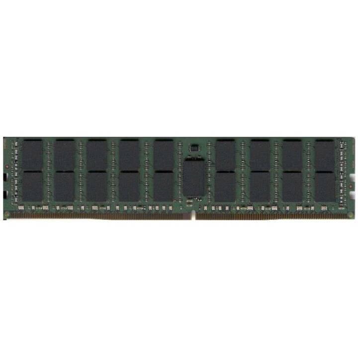 DATARAM DRV2666LR/64GB (1 x 64 GB, DDR4-2666, DIMM 288-Pin)