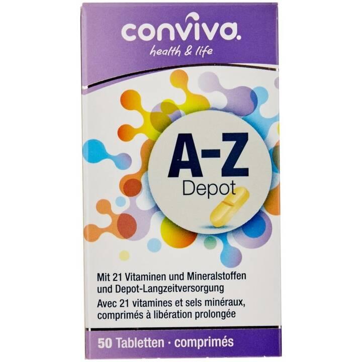 CONVIVA A-Z Depot
