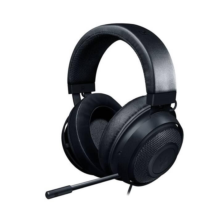 RAZER Kraken Gaming Headset (On-Ear, Nero)