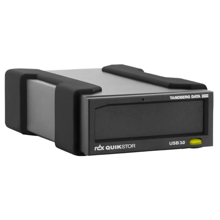 TANDBERG DATA 8863-RDX RDX QuikStor Externes optisches Laufwerk