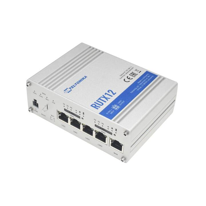 TELTONIKA RUTX12 Router