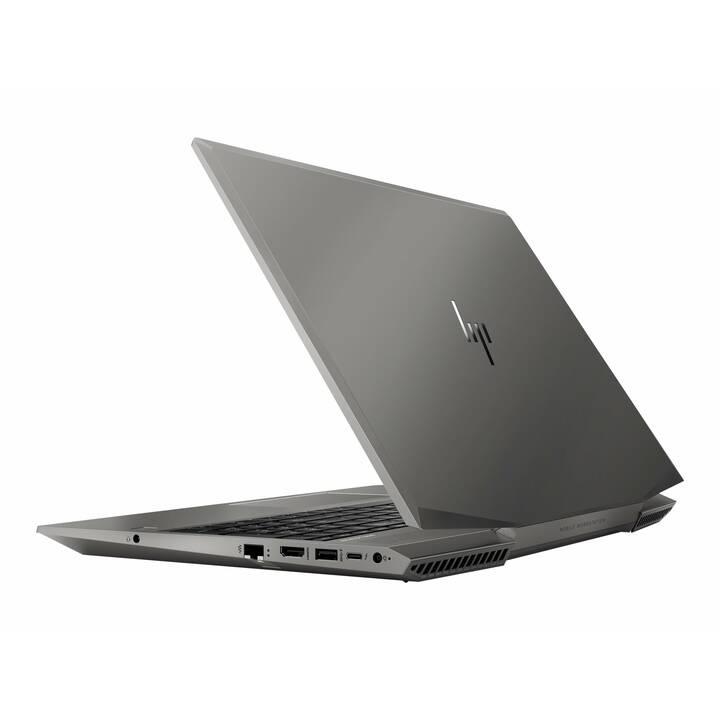 "HP ZBook 15 G6 (15.6"", Intel Core i7, 16 GB RAM, 512 GB SSD)"