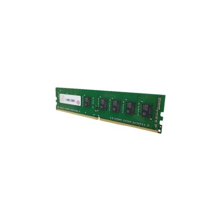 QNAP T0 version (DDR4-SDRAM, DIMM 288-Pin)
