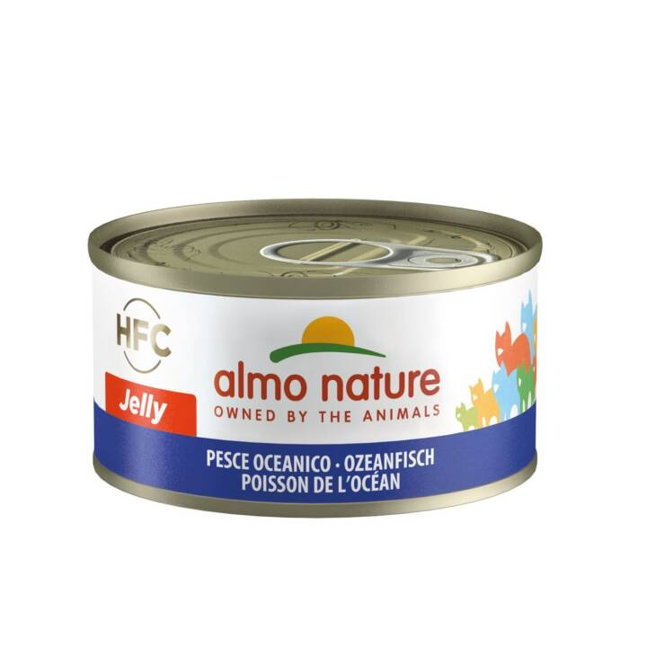 ALMO NATURE HFC Jelly (Adult, 70 g, Fisch)