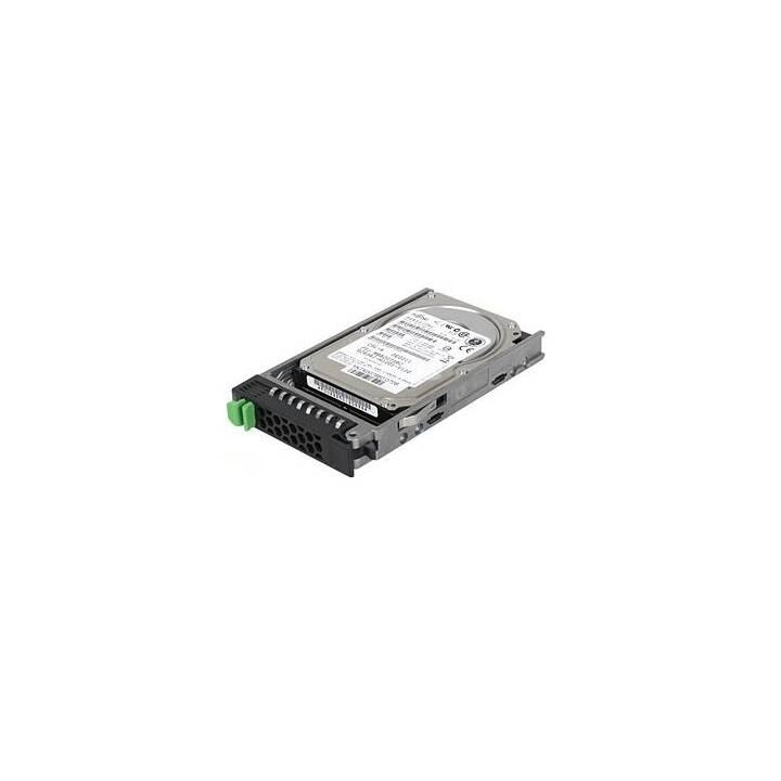 FUJITSU S26361-F5550-L190 (SAS, 900 GB, Schwarz, Silber)