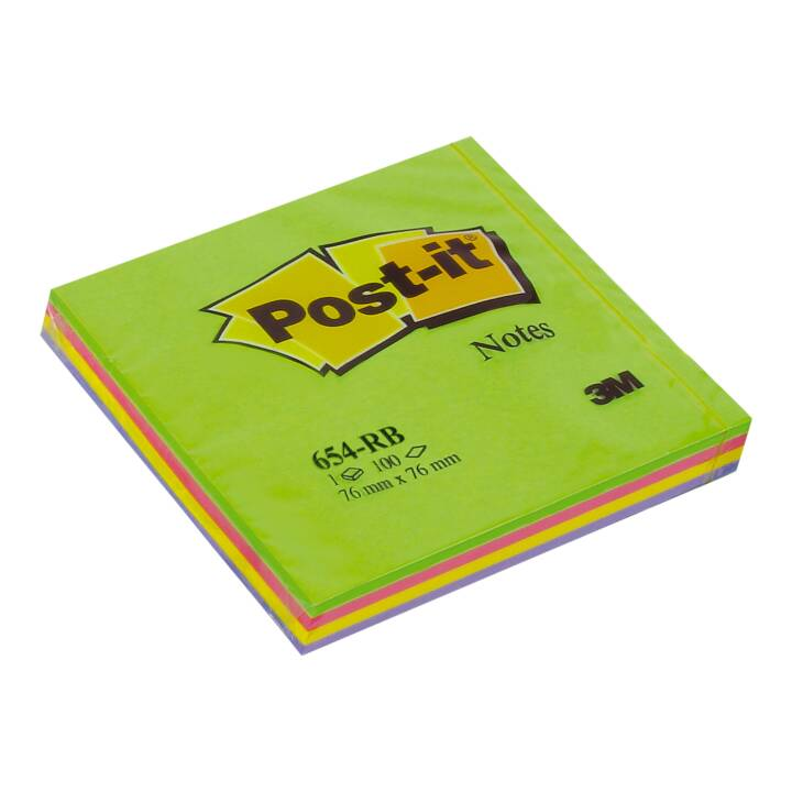 3M Notizzettel Post-it 7,6 x 7,6 cm