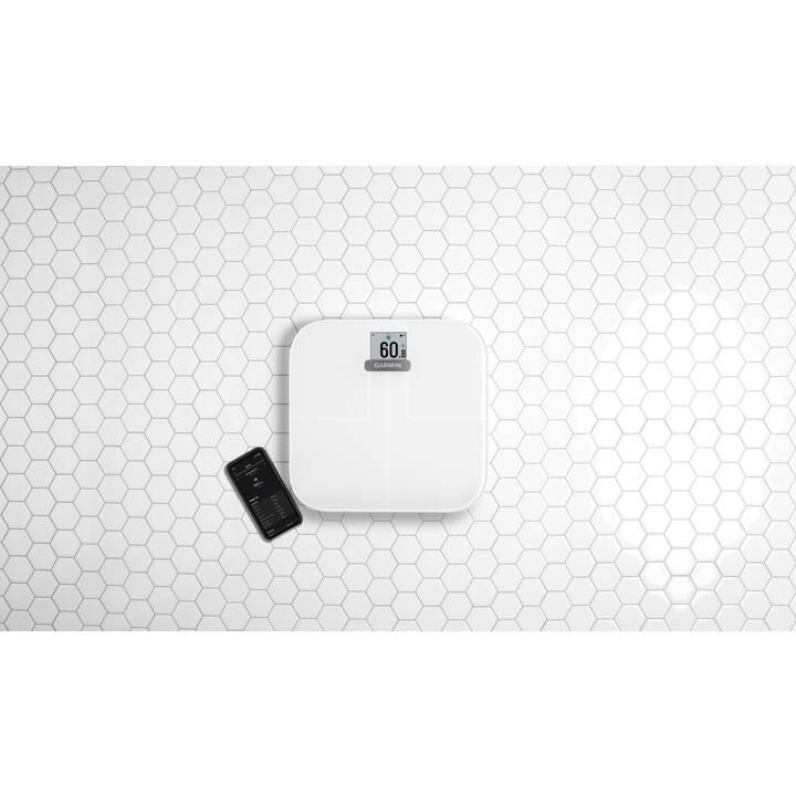 GARMIN Index S2 Smart White (Personenwaage Digital)