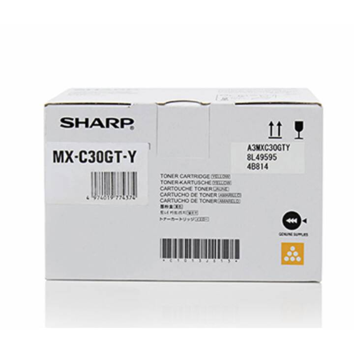 SHARP MXC30GTY