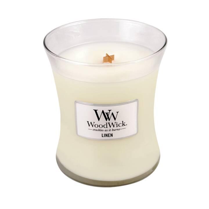 WOODWICK Bougie parfumée (Frais, 1 pièce)