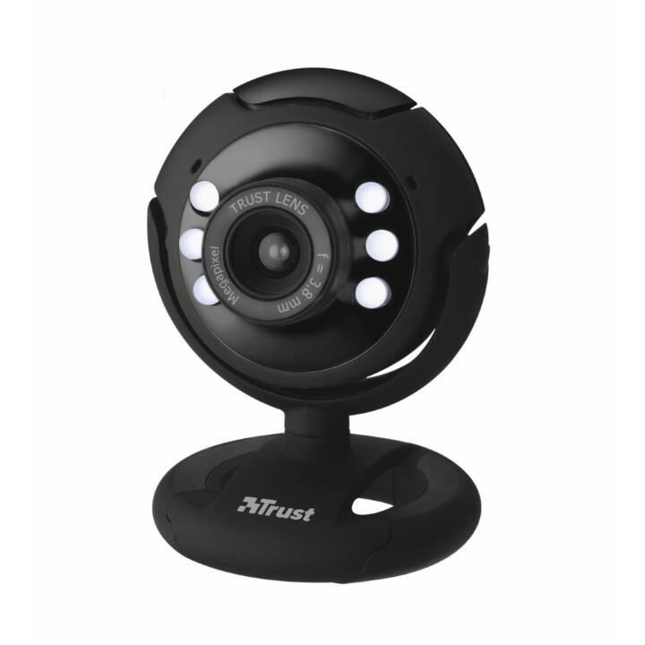 TRUST SpotLight Webcam Pro Black