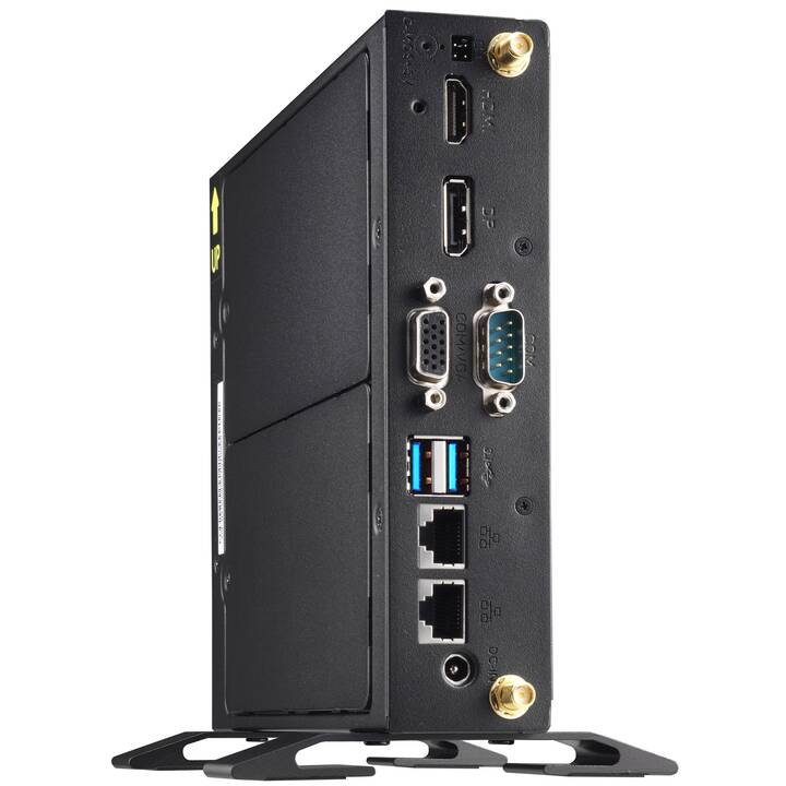 SHUTTLE XPC slim POS DS100P (Intel Celeron 4205U, 4 GB, 120 GB SSD)