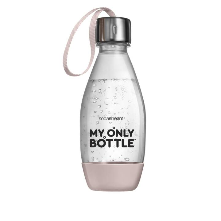 SODASTREAM Bottiglia di plastica My Only Bottle Pink Blush (500 ml)