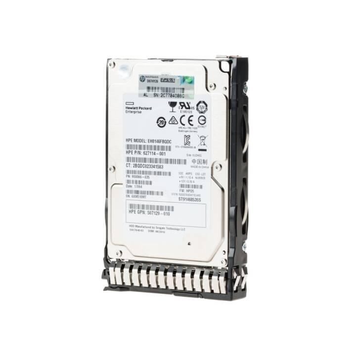 HP 781516 (SAS, 600 GB, Argento, Nero)
