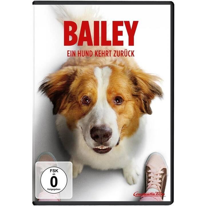 Bailey 2 - Ein Hund kehrt zurück (DE, EN)