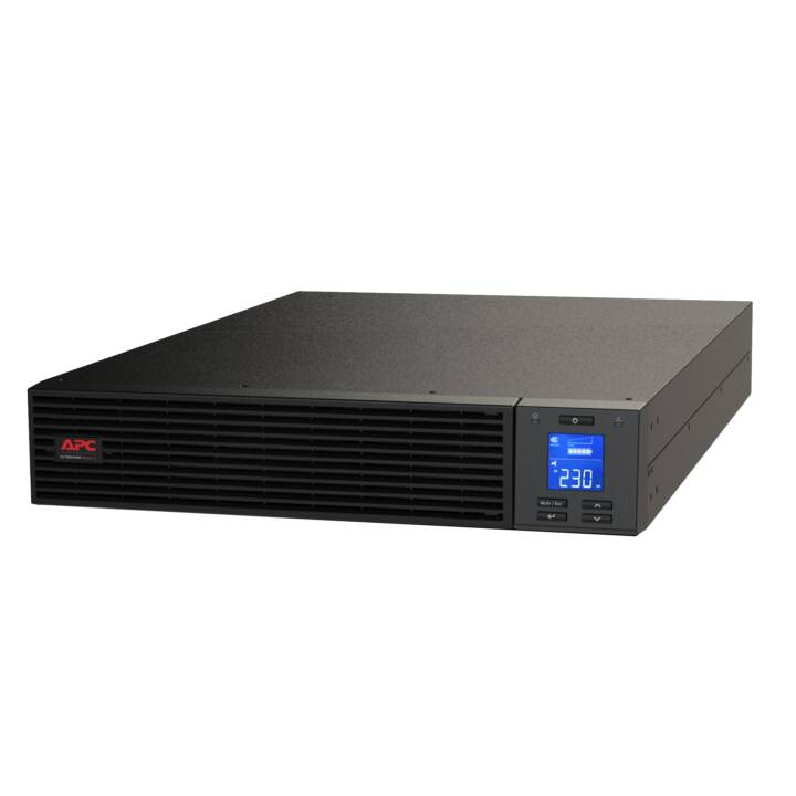 APC Easy Unterbrechungsfreie Stromversorgung USV (2000 VA, 1600 W, Online)
