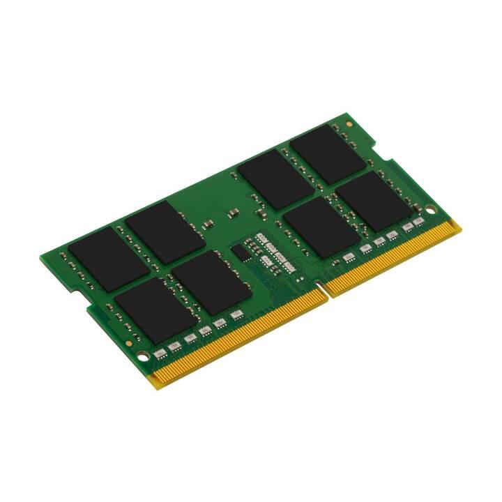 KINGSTON TECHNOLOGY ValueRAM (1 x 16 Go, DDR4-SDRAM, SO-DIMM 260-Pin)